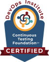 Continuous Testing Foundation by Agilocity